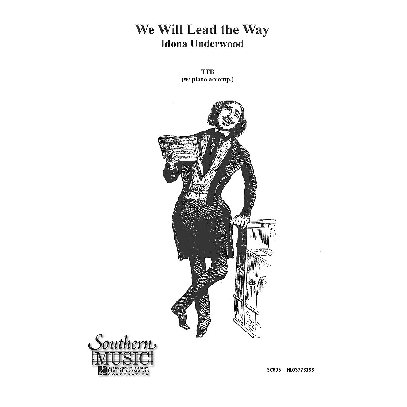 Hal Leonard We Will Lead The Way (Choral Music/Octavo Secular Ttb) TTB Composed by Underwood, Idona thumbnail