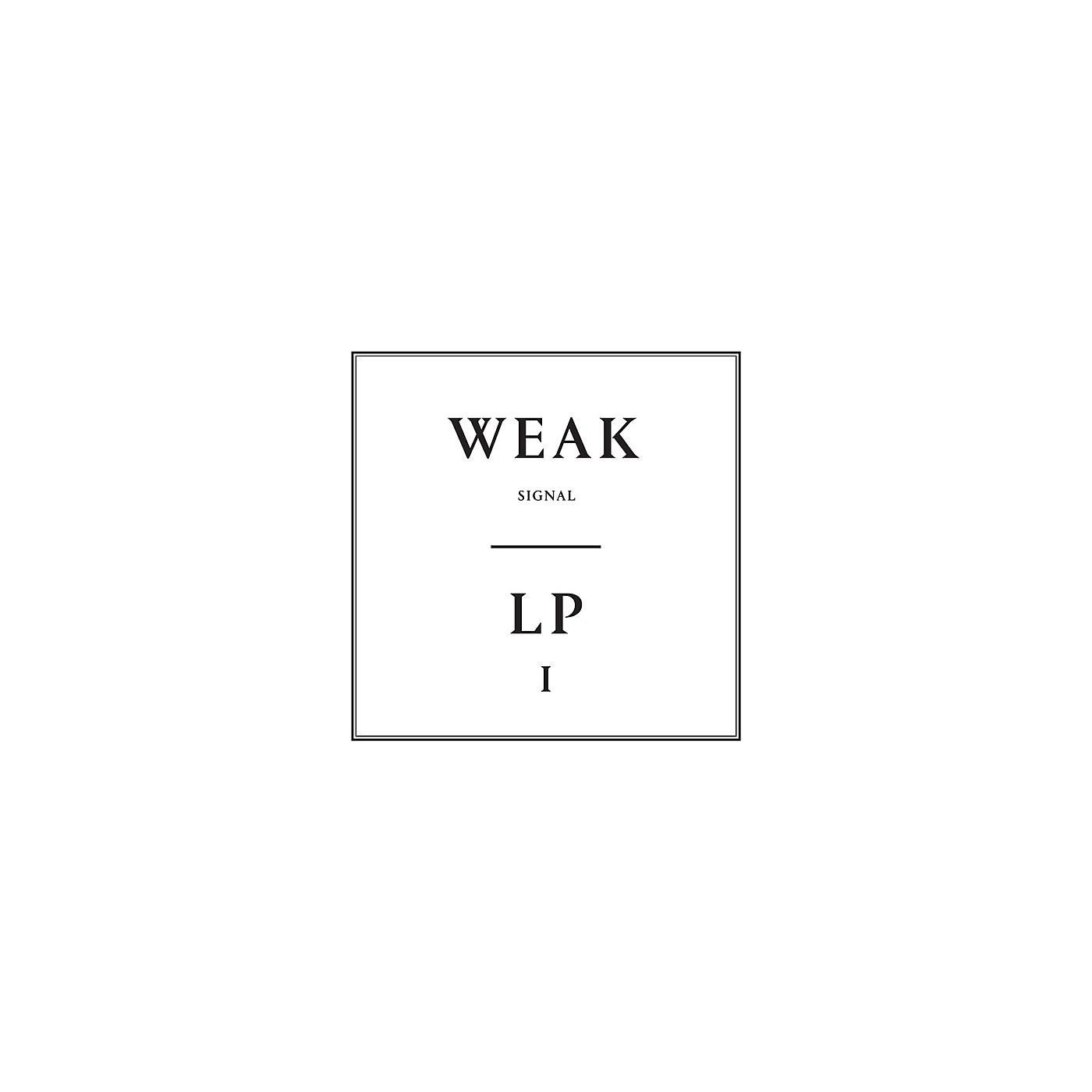 Alliance Weak Signal - Lp1 thumbnail