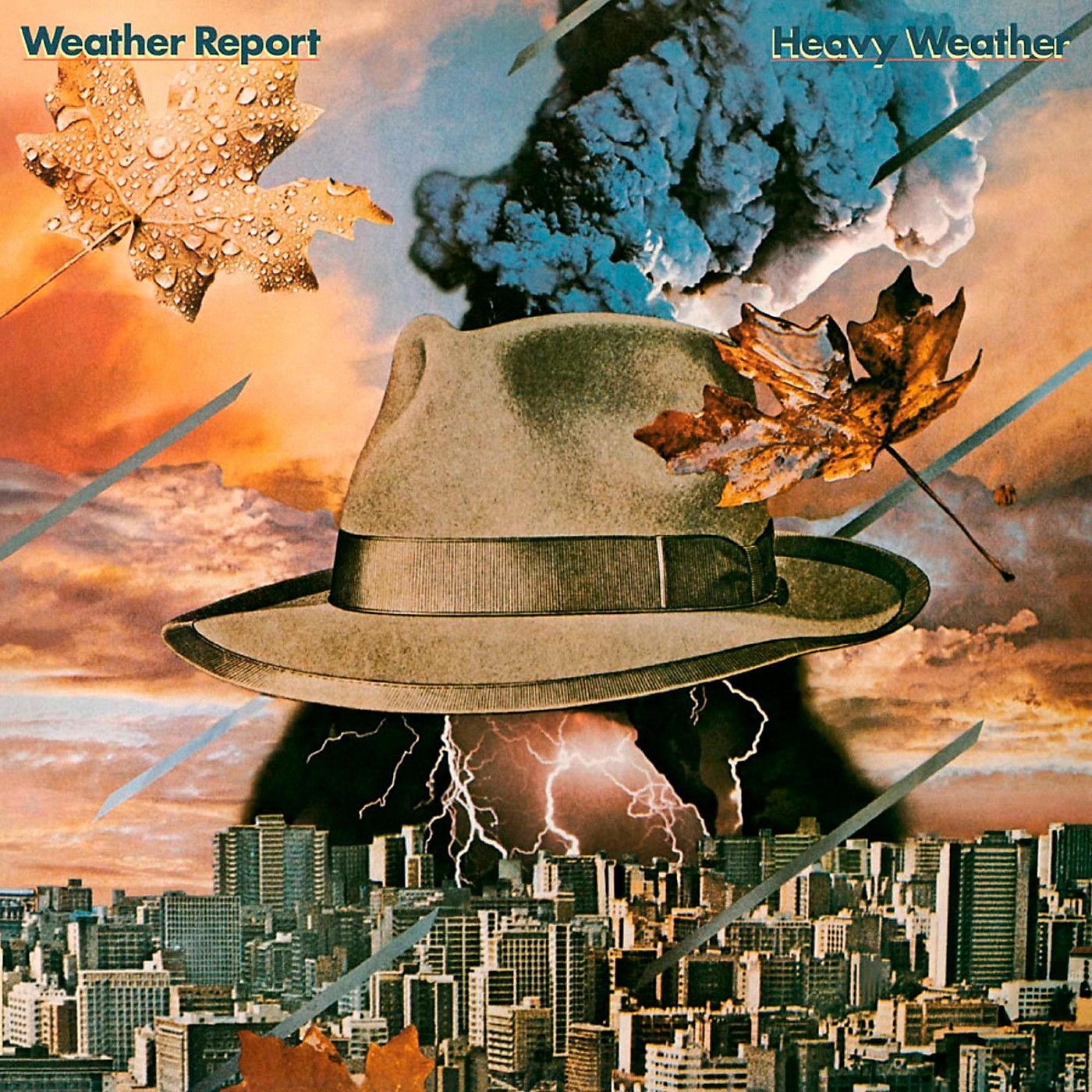 The Orchard Weather Report - Heavy Weather LP thumbnail
