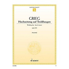 Schott Wedding Day at Troldhaugen, Op. 65, No. 6 (from Lyric Pieces) Schott Series