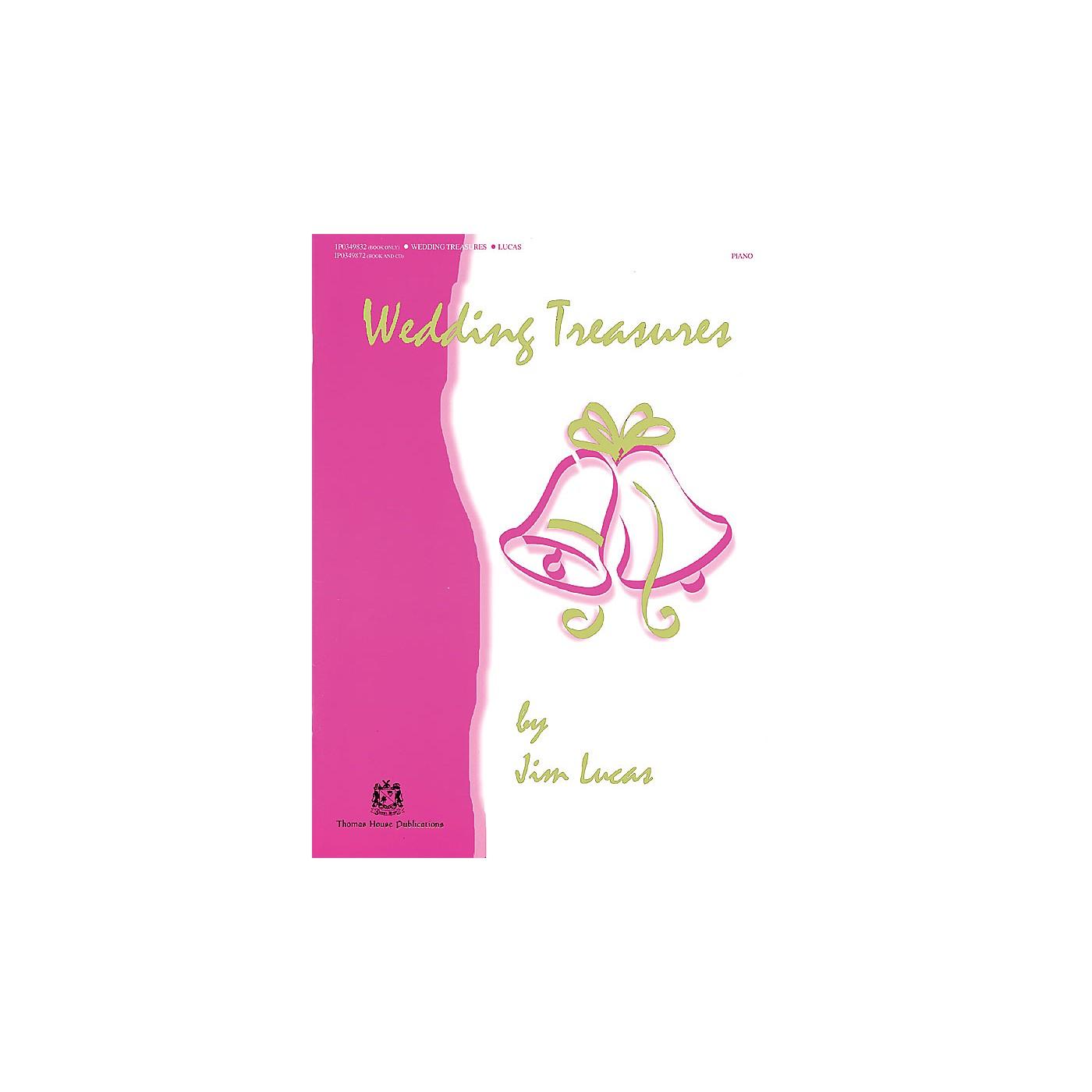 Thomas House Publications Wedding Treasures thumbnail