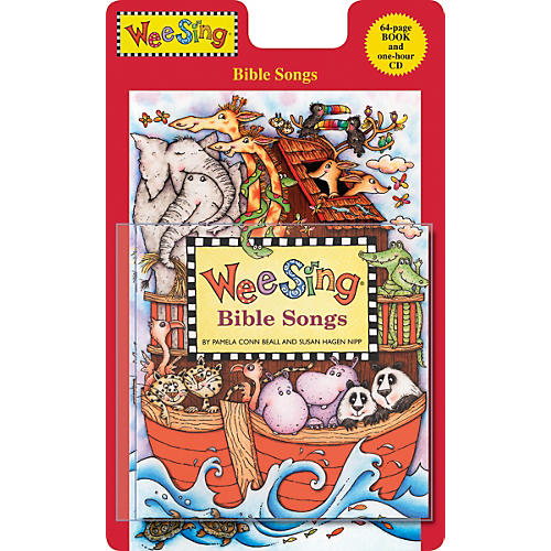 Penguin Books Wee Sing Bible Songs Book & CD-thumbnail
