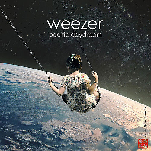 Alliance Weezer - Pacific Daydream thumbnail