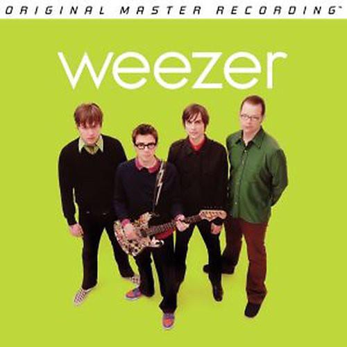 Alliance Weezer - Weezer (Green Album) thumbnail