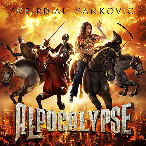 Alliance Weird Al Yankovic - Alpocalypse thumbnail