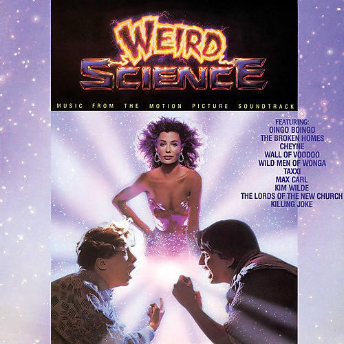 Alliance Weird Science (Music From the Motion Picture) - Weird Science (Music From The Motion Picture Soundtrack) thumbnail