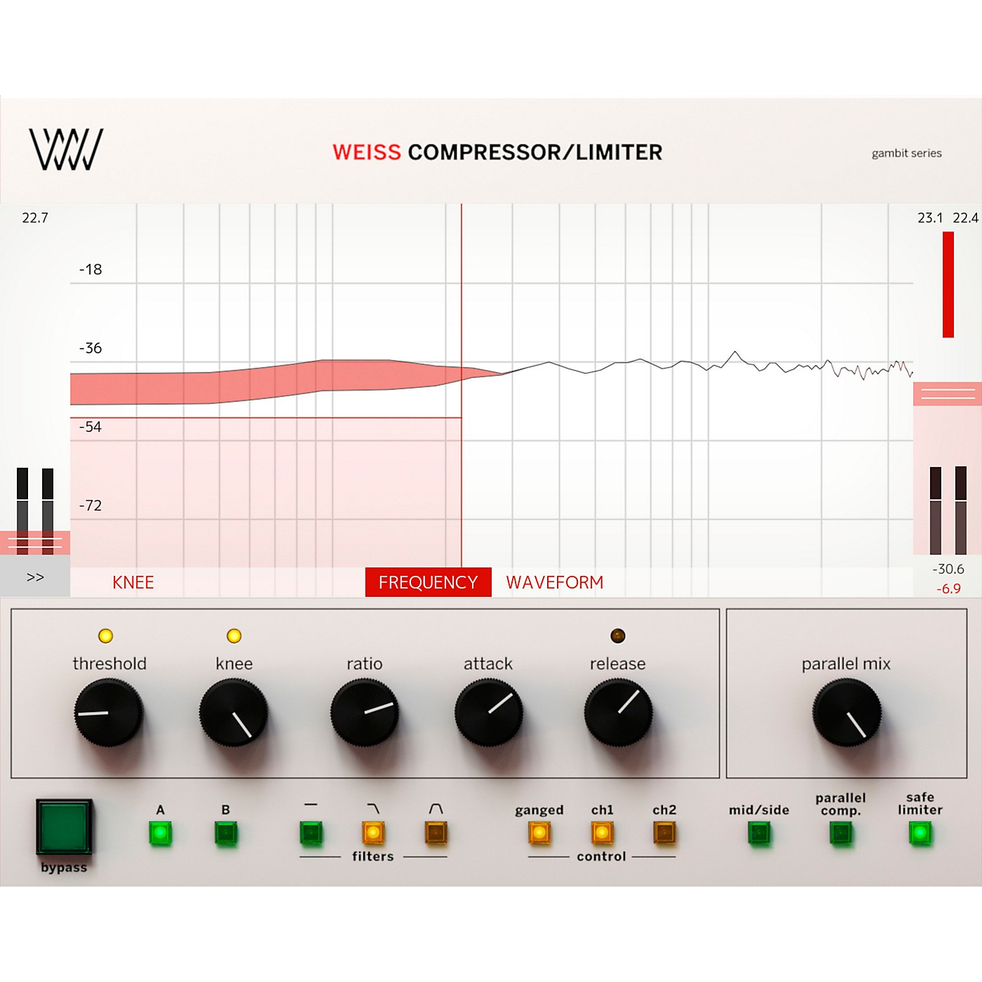 Softube Weiss Compressor/Limiter thumbnail