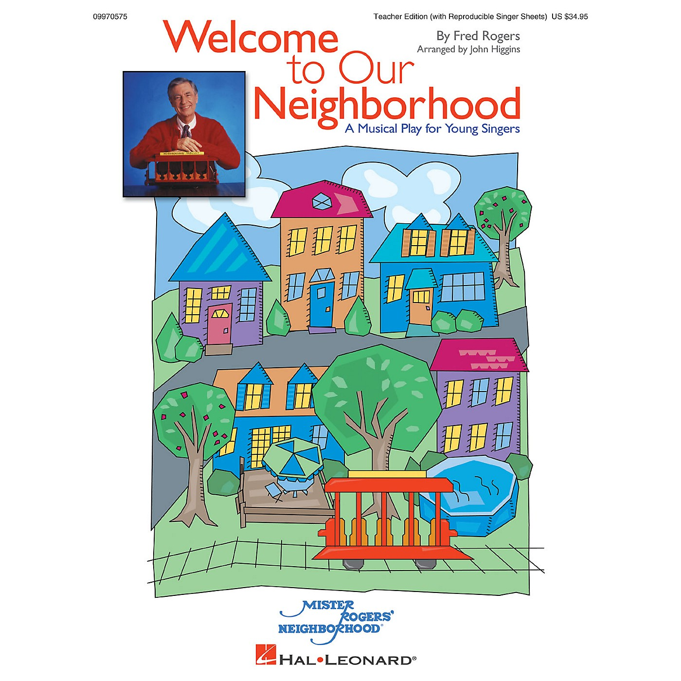 Hal Leonard Welcome to Our Neighborhood (A Musical Play for Young Singers) ShowTrax CD Arranged by John Higgins thumbnail