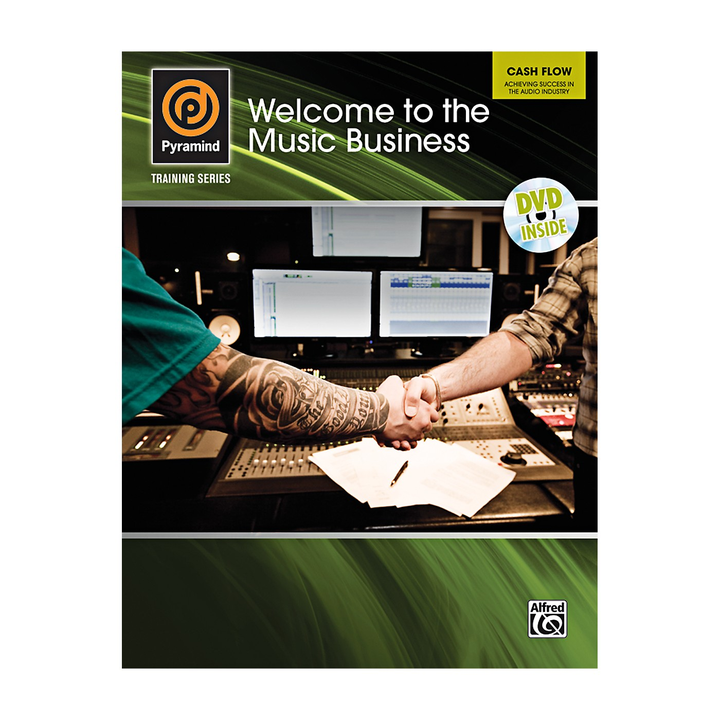 Alfred Welcome to the Music Business Book & DVD thumbnail