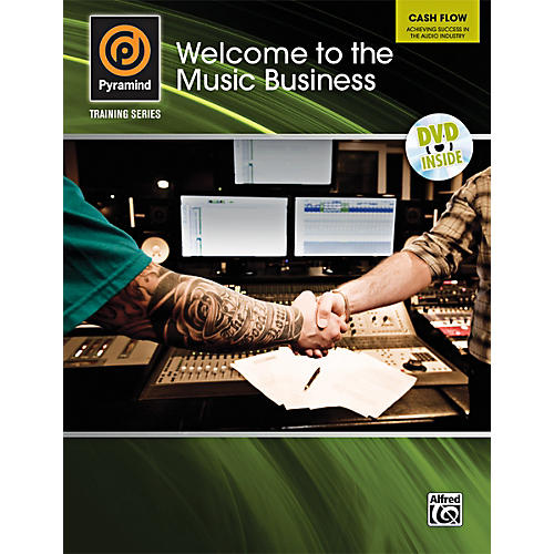Alfred Welcome to the Music Business Book & DVD-thumbnail