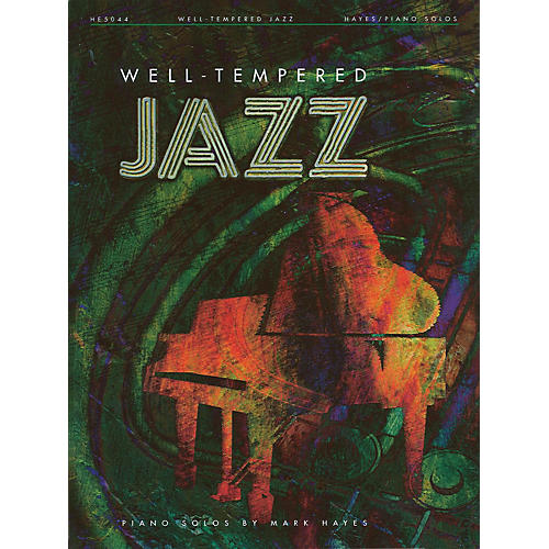 Shawnee Press Well-Tempered Jazz Piano Collection Listening CD Arranged by Mark Hayes thumbnail