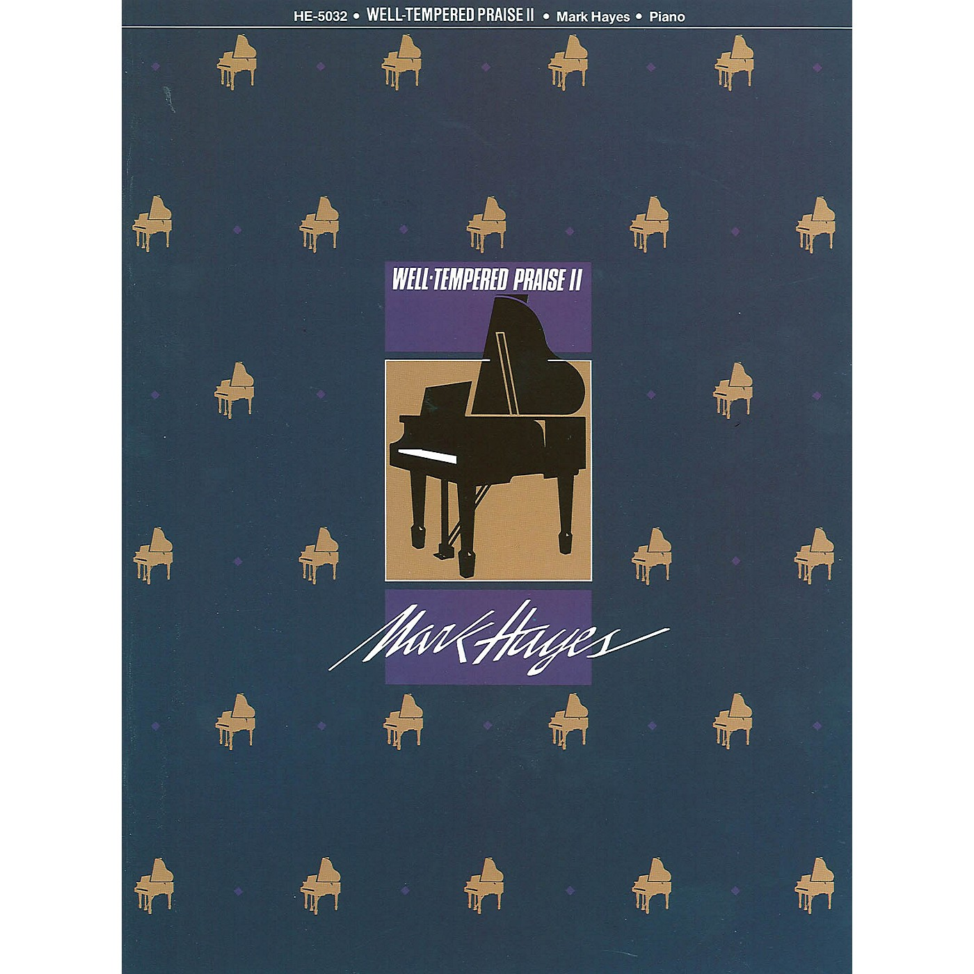 Shawnee Press Well-Tempered Praise 2 (Piano Collection) Shawnee Press Series CD thumbnail
