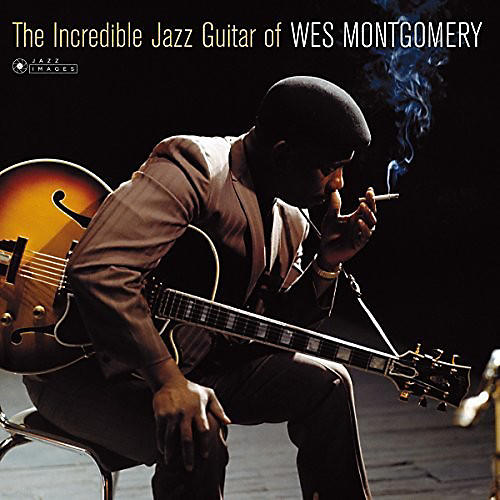 Alliance Wes Montgomery - Incredible Jazz Guitar Of Wes Montgomery (Cover Photo By Jean-PierreLeloir) thumbnail