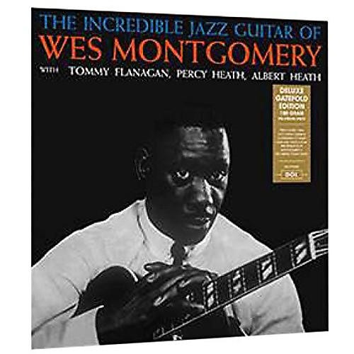 Alliance Wes Montgomery - Incredible Jazz Guitar Of Wes Montgomery thumbnail