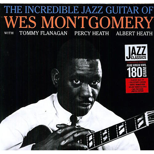 Alliance Wes Montgomery - Incredible Jazz Guitar thumbnail