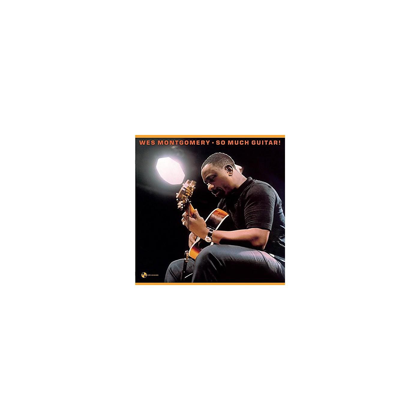 Alliance Wes Montgomery - So Much Guitar + 1 Bonus Track thumbnail