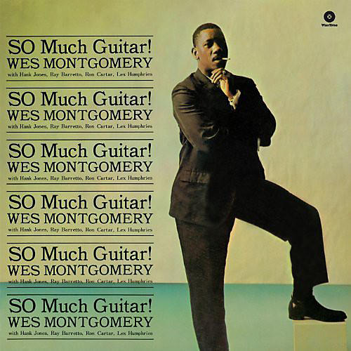 Alliance Wes Montgomery - So Much Guitar thumbnail