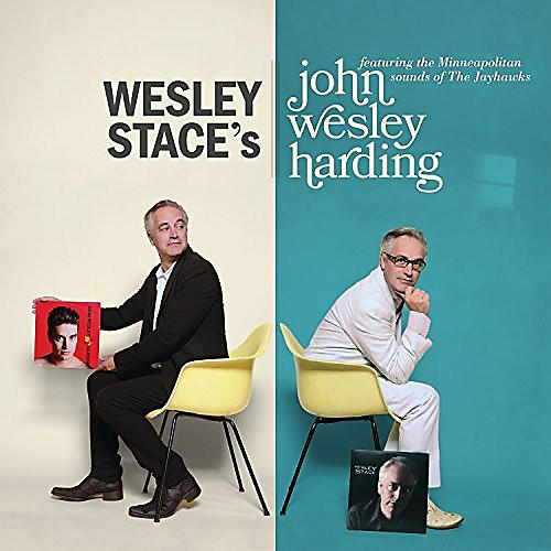 Alliance Wesley Stace - Wesley Stace's John Wesley Harding thumbnail
