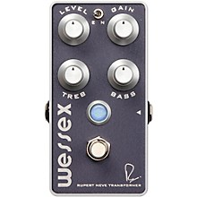 Bogner Wessex Overdrive Guitar Effects Pedal