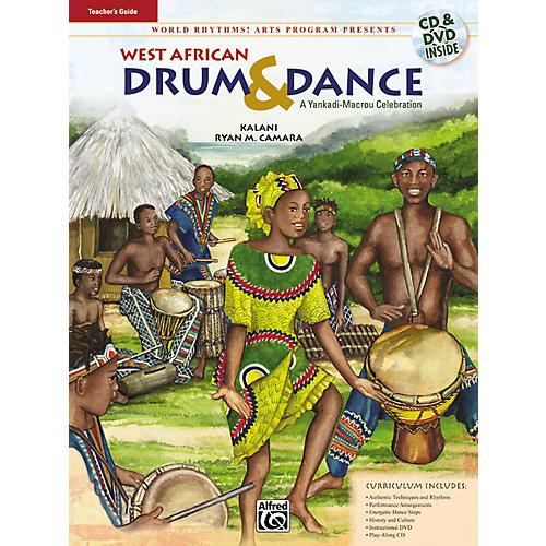 Alfred West African Drum & Dance (A Yankadi-Macrou Celebration) Teacher's Guide (Book/DVD/CD) thumbnail