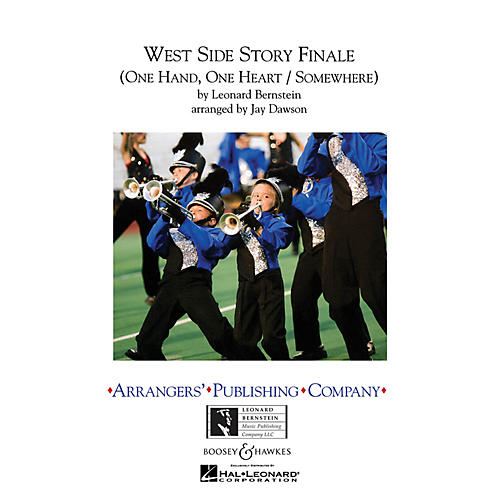 Arrangers West Side Story Finale Marching Band Level 3 Arranged by Jay Dawson thumbnail