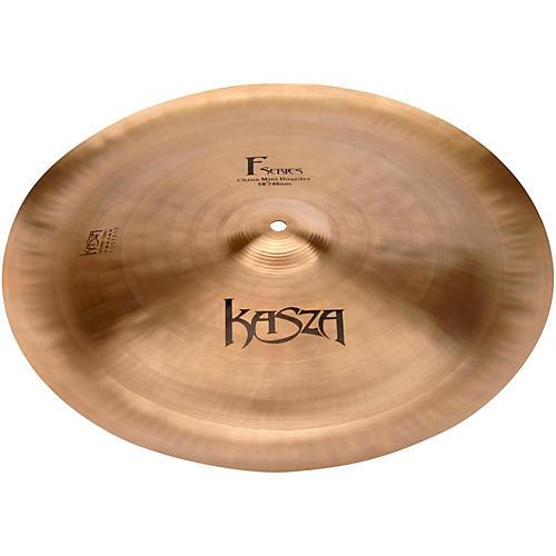 Kasza Cymbals Wester Mini Boarder Fusion China Cymbal thumbnail