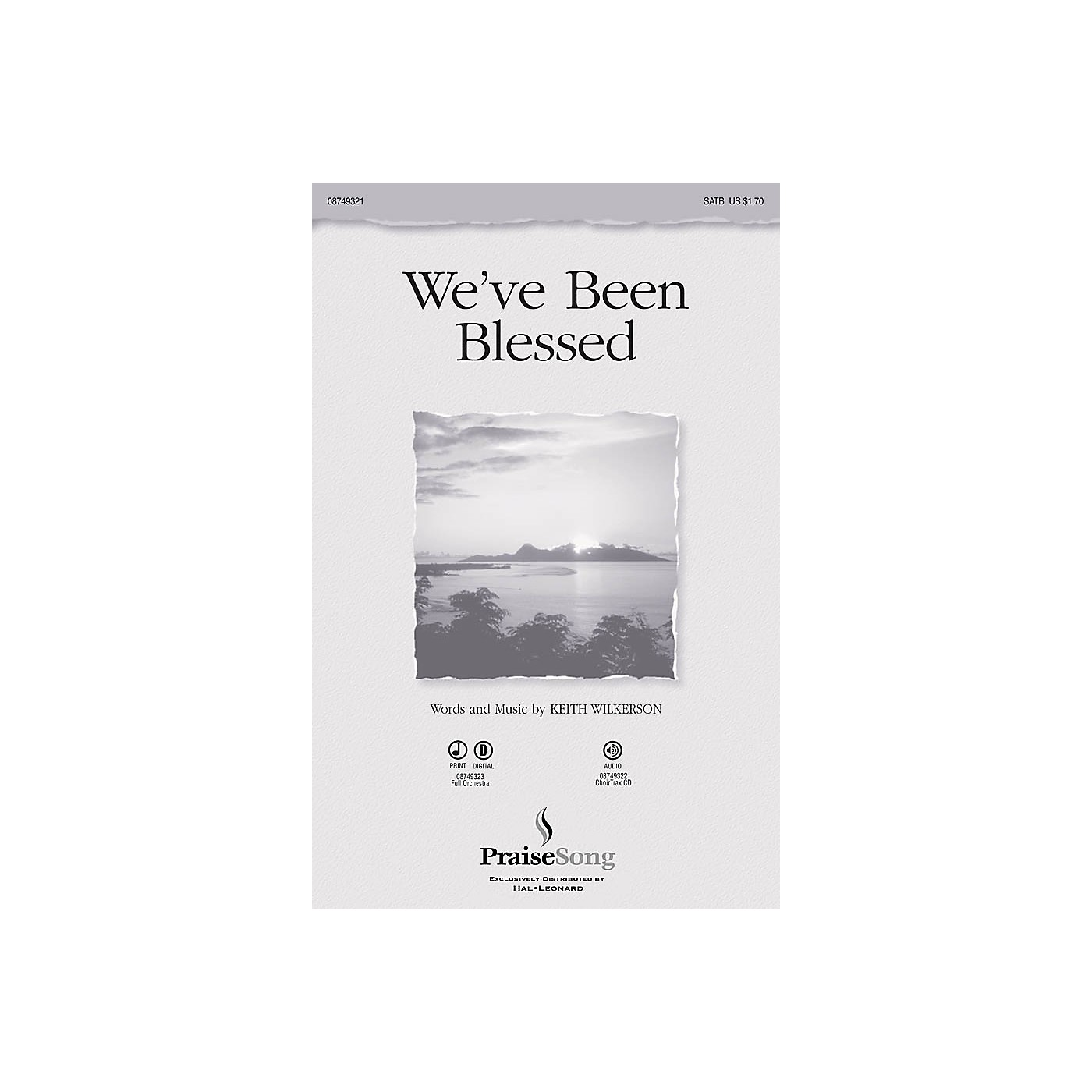 PraiseSong We've Been Blessed IPAKO Composed by Keith Wilkerson thumbnail