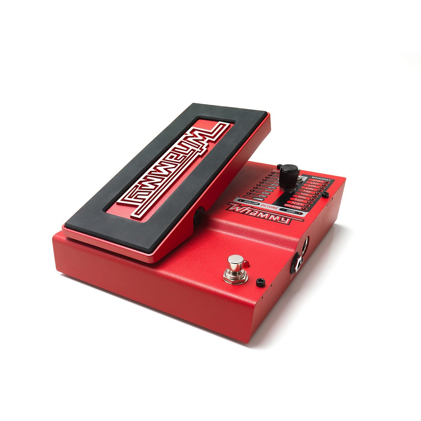 DigiTech Whammy Pitch-Shifting Guitar Effects Pedal thumbnail