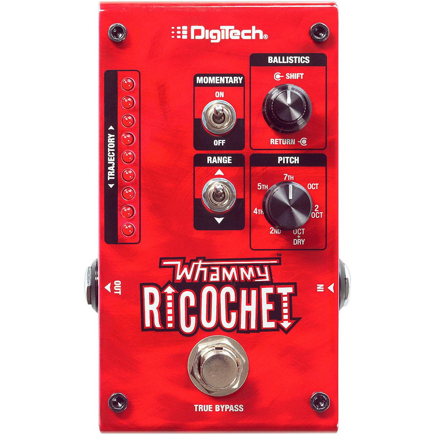 Digitech Whammy Ricochet Guitar Effects Pedal thumbnail