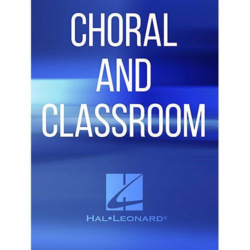 Hal Leonard What A Fellowship SATB Composed by Gilbert Martin thumbnail