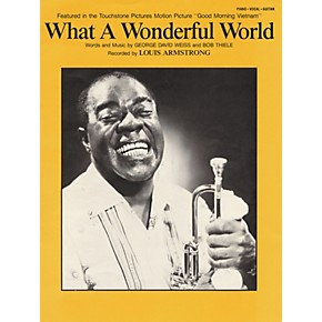 what a wonderful world Find album reviews, stream songs, credits and award information for what a wonderful world - louis armstrong on allmusic - 1970 - the title cut and cabaret from this mostly&hellip.