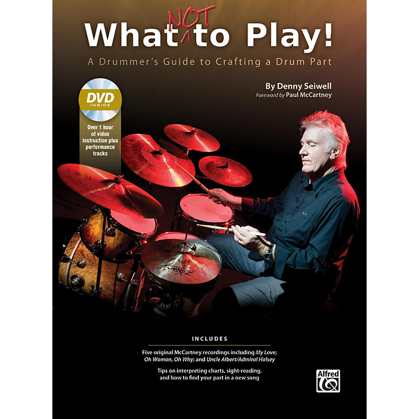 BELWIN What Not to Play! Book & DVD thumbnail