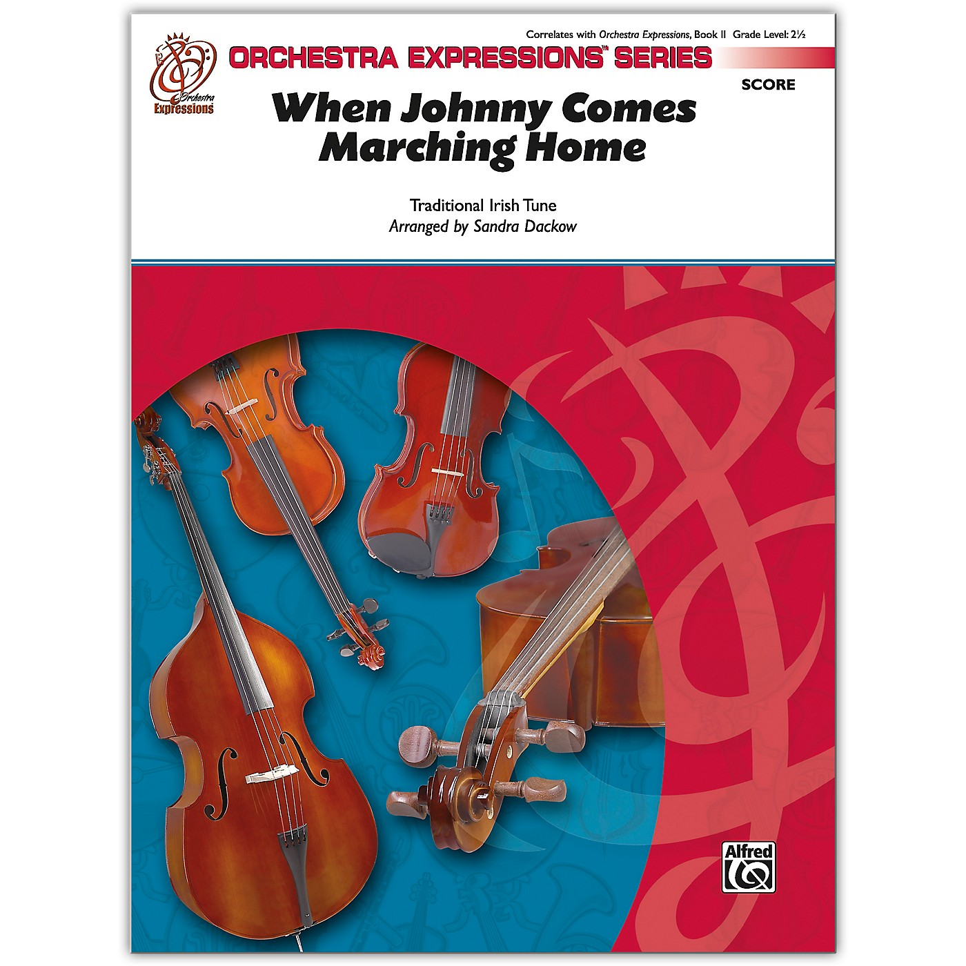 Alfred When Johnny Comes Marching Home Conductor Score 2.5 thumbnail