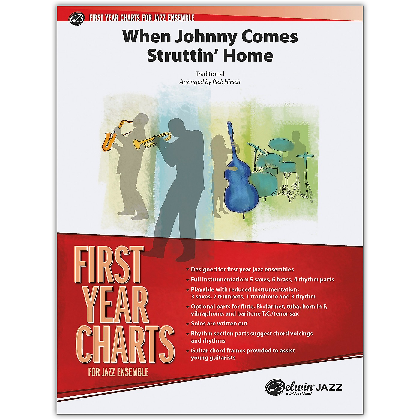 BELWIN When Johnny Comes Struttin' Home Conductor Score 1 (Easy) thumbnail