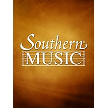 Southern When Nod Dreams (with 2 Oboes) Southern Music Series by Arthur Woodbury