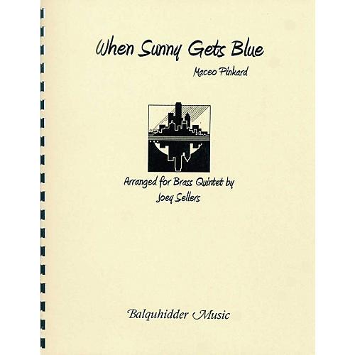 Carl Fischer When Sunny Gets Blue Book-thumbnail