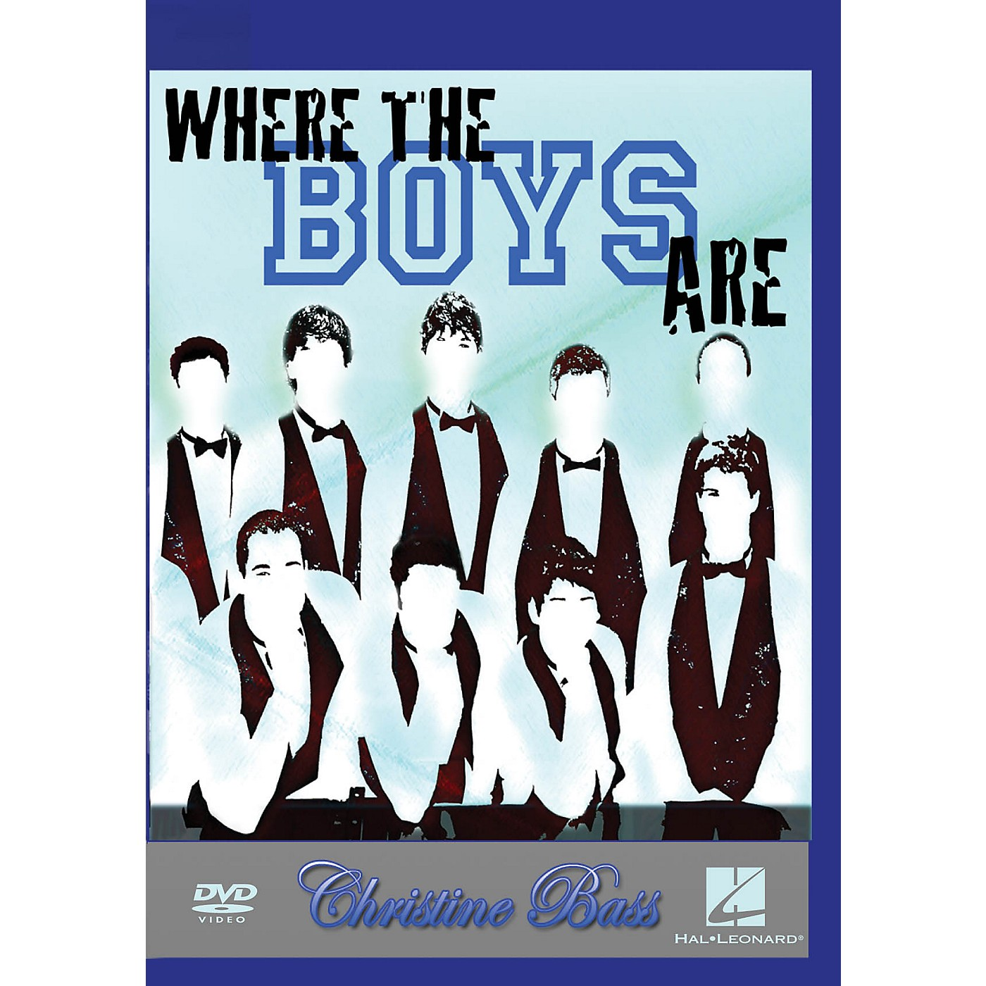 Hal Leonard Where the Boys Are (Recruiting, Engaging, and Maintaining Those Tenors and Basses) DVD thumbnail