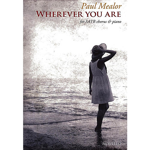 Music Sales Wherever You Are SATB with Piano thumbnail