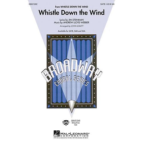 Hal Leonard Whistle Down the Wind SSA Arranged by John Leavitt thumbnail