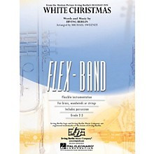 Hal Leonard White Christmas Concert Band Level 2-3 Arranged by Michael Sweeney