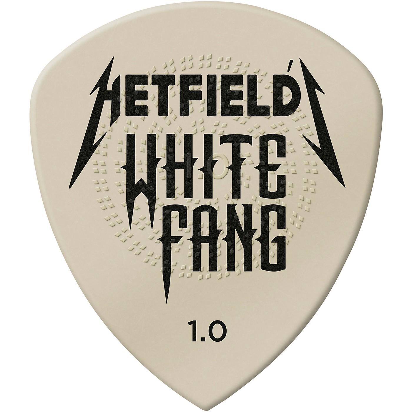 Dunlop White Fang James Hetfield Signature Picks thumbnail