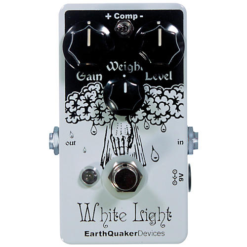 EarthQuaker Devices White Light Overdrive Guitar Effects Pedal thumbnail
