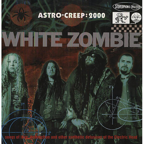 Alliance White Zombie - Astro-Creep: 2000 thumbnail