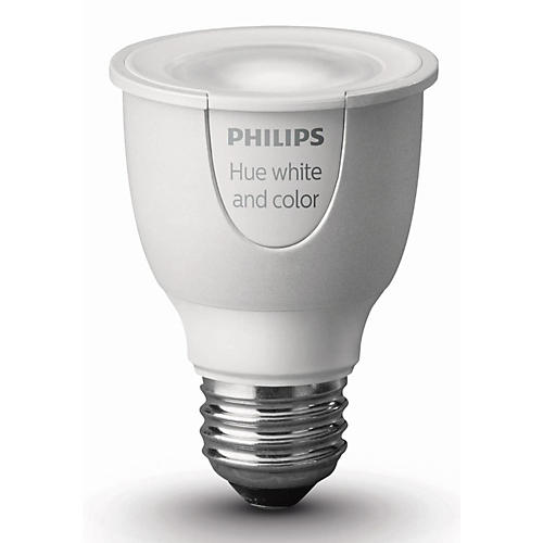 Philips Hue White and Color Ambiance Single Bulb (PAR16) thumbnail