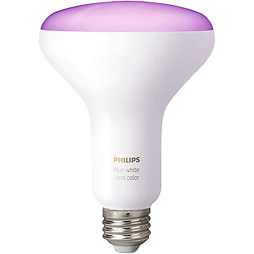 Philips Hue White and Color Ambiance Single Floodlight Bulb (BR30) thumbnail