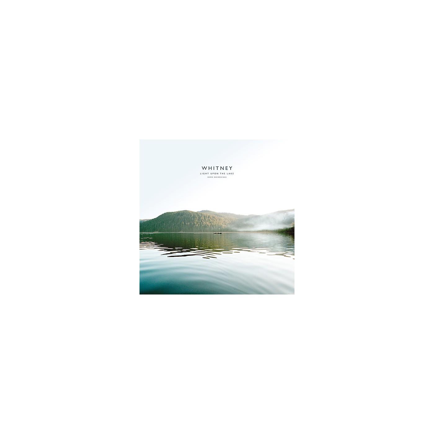 Alliance Whitney - Light Upon The Lake: Demo Recordings thumbnail