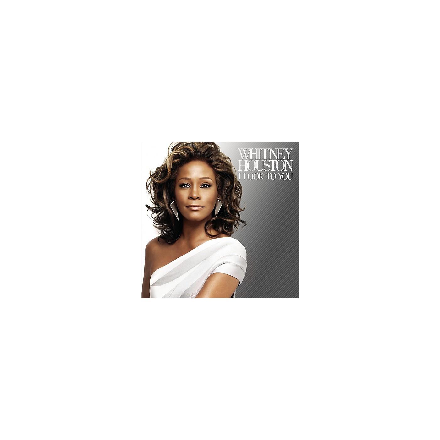 Alliance Whitney Houston - I Look to You (CD) thumbnail