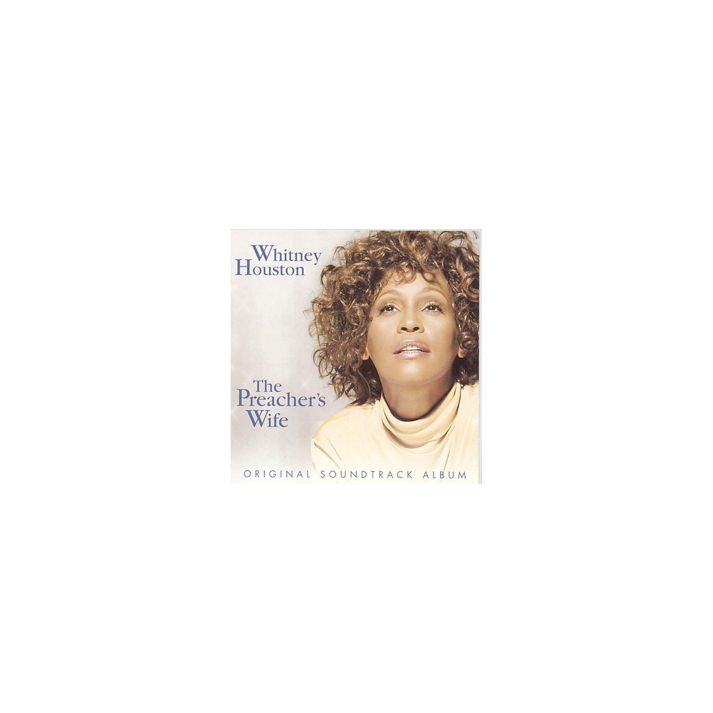 Alliance Whitney Houston - Preacher's Wife (CD) thumbnail