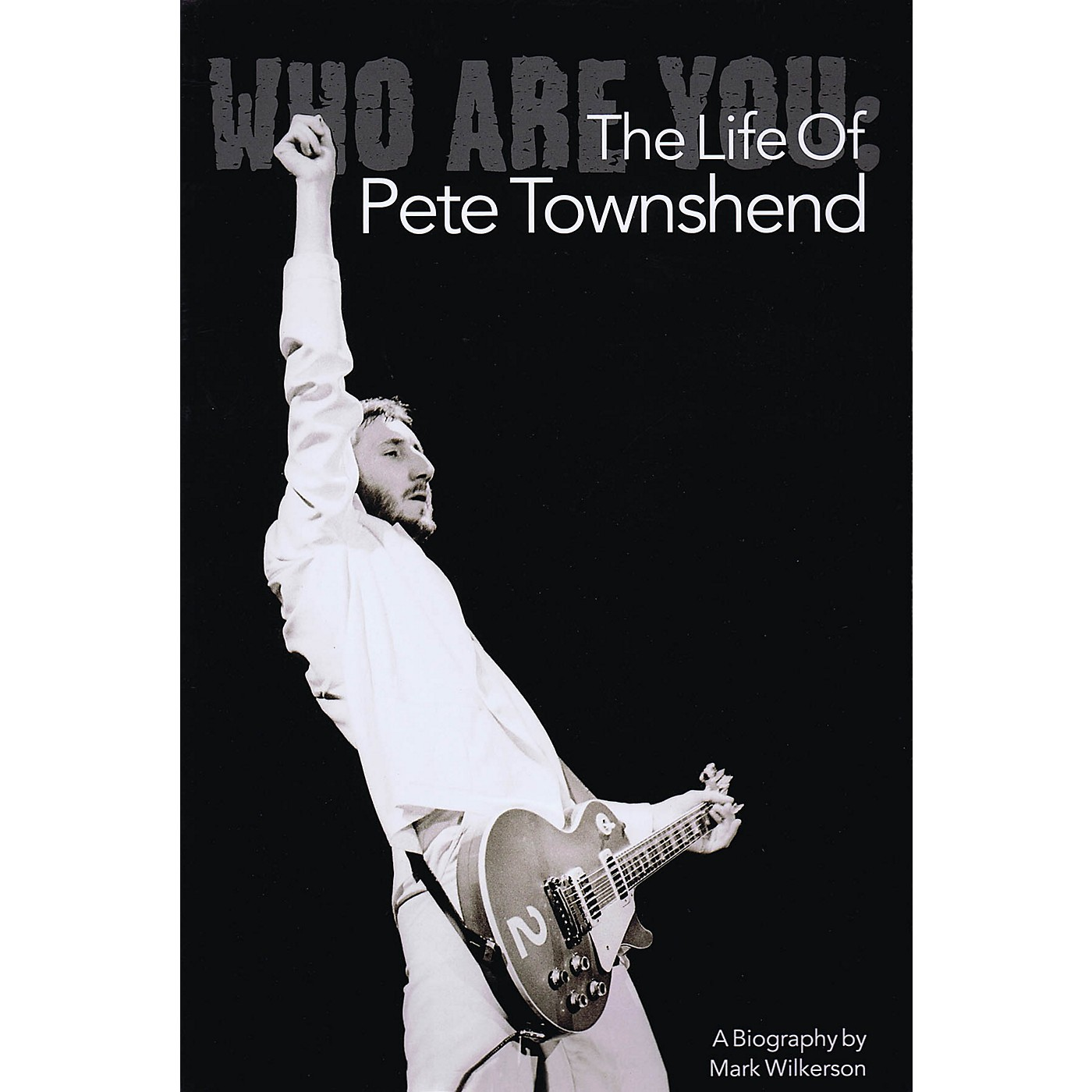 Omnibus Who Are You: The Life of Pete Townshend Omnibus Press Series Softcover thumbnail
