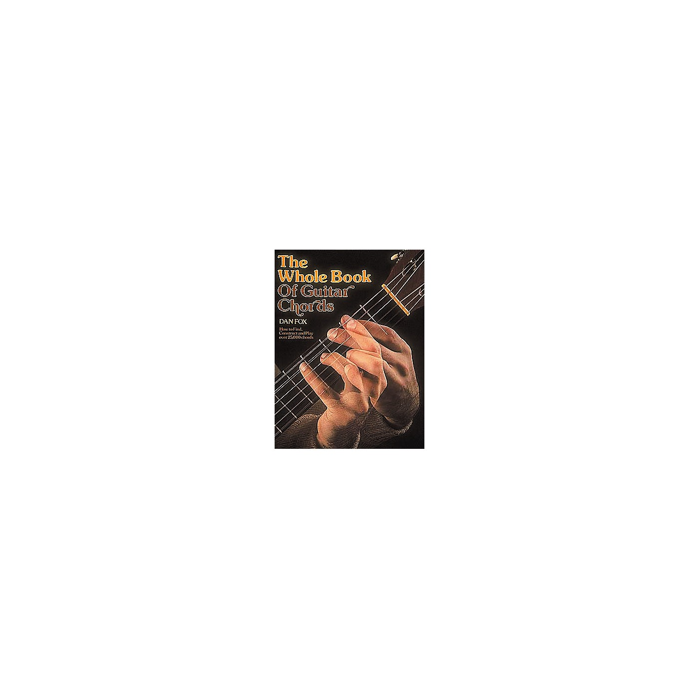 G. Schirmer Whole Book of Guitar Chords Book thumbnail